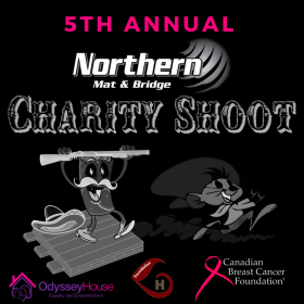 5th Annual Northern Mat and Bridge Charity Shoot