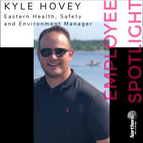 Employee Spotlight: Kyle Hovey