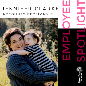 Employee Spotlight: Jennifer Clarke