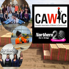 CAWIC and Northern Mat & Bridge LP